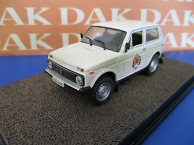 Die cast 1/43 Modellino Auto 007 James Bond Lada Niva Police - The World is not