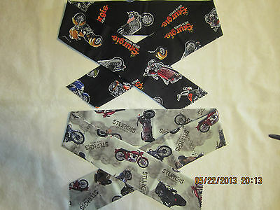 """Sturgis Extra Wide 3"""" Cool Wraps Neck Cooler Cool Tie"""
