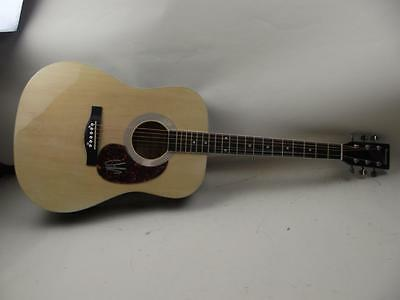 Lady Antebellum Charles Kelley Signed Full Size Acoustic Guitar