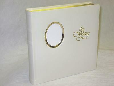 Professional 10x10 ivory Wedding Photo Album With 40 Mats  (Engraving Available)