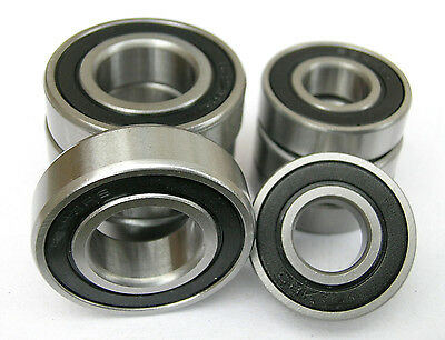 Miniature Series Rubber Sealed - 2Rs Bearing