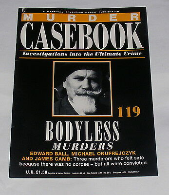 Murder Casebook Number 31 - The Evil Butler - Roy Fontaine