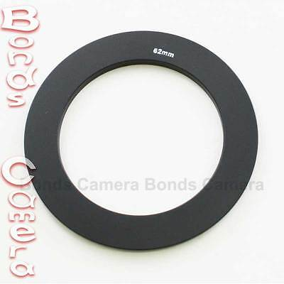 62mm Metal Adapter Ring for Cokin P Series Filter Holder Camera Lens Canon Nikon