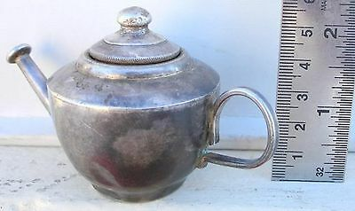 Antique Sterling Old Silver Water Pot Rajasthan India • CAD $367.92