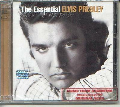 Elvis Presley The Essential Sealed 2 Cd Set New Greatest Hits Best