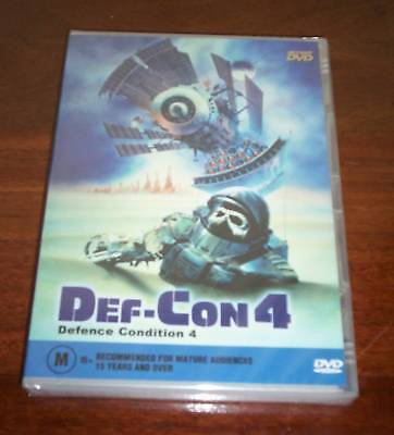 Def-Con 4 - Tim Choate, Kate Lynch - NEW / SEALED