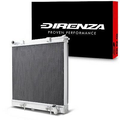 Direnza Aluminium Radiator Rad For Land Range Rover Vogue L322 4.4 V8 02-06