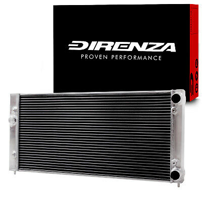 DIRENZA ALLOY SPORT RACE RADIATOR RAD FOR VOLKSWAGEN GOLF MK3 8V 16V 2.0 GTi