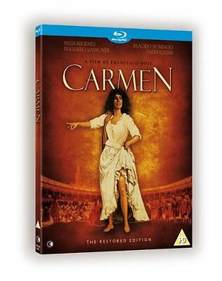Carmen:  The Restored Edition - BRAND NEW BLU RAY - Julia Migenes