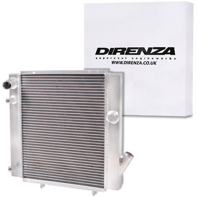 42mm TWIN CORE ALUMINIUM RADIATOR RAD FOR RENAULT 5 GT TURBO 1.4 86-92