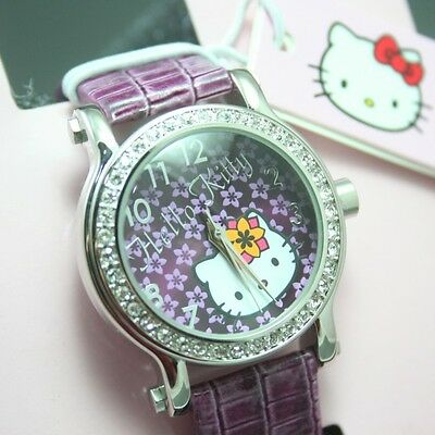 Watch for Girl * Hello Kitty * ZR25612