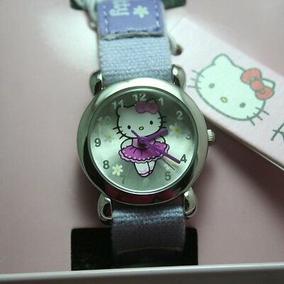 Originale OROLOGIO HELLO KITTY TUTU JEANS ZR25762