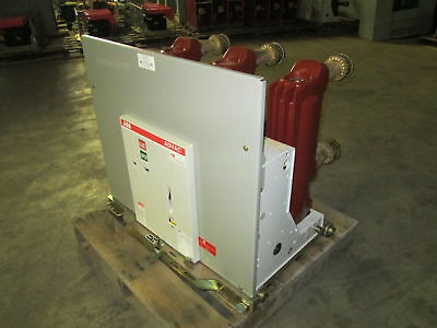 ABB ADVAC 2000 Amp 15 KV AA3J2777XX000UP vacuum circuit breaker ANSI 2005