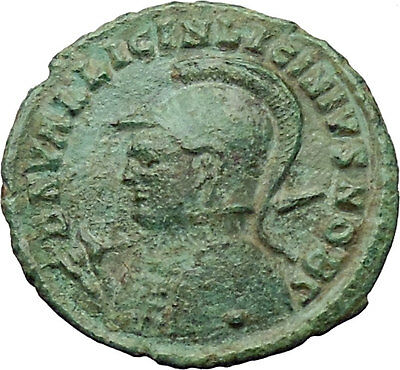 Licinius II 'Jr Constasntine the Great nephew Ancient Roman Coin Jupiter i29838