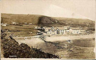 Pendine by W. Vince. Bay & Houses.