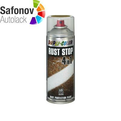 DUPLI-COLOR RUST STOP SPRAY  Eiseng.Schwarz  400 ml *868429