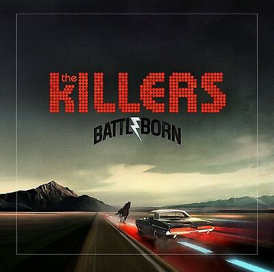 "The Killers ""Battle Born"" Vinyl Lp Neuf"