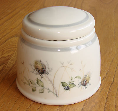 Royal Albert Lidded Sugar Bowl - WILD BRIAR