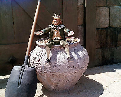 Jimmy O'Dea As King Brian In Darby O'Gill And The Little People 11x14 Photo