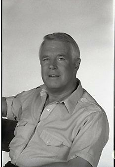 George Peppard The A Team Rare Original 1983 Nbc Tv Photo Negative