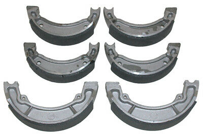 Front & Rear Brake Shoes Yamaha Breeze 125, Badger 80, Champ 100 SEE YEARS
