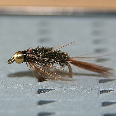 50 Assorted Nymphs Buzzers & GH Trout Grayling Fly Fishing Flies by Dragonflies