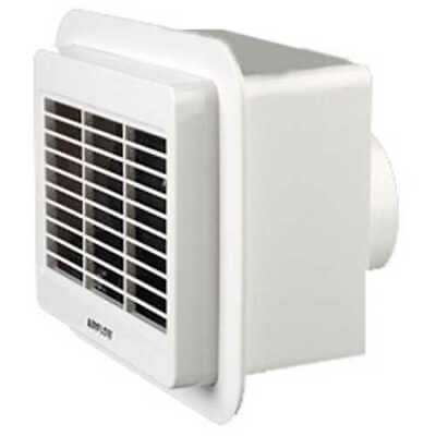 Airflow Loovent TM 01 100mm Centrifugal Bathroom Extractor Fan with Timer