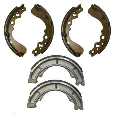 Front & Rear Brake Shoes Suzuki Quadrunner 250 2x4 & 4x4 LT-4WD LT-F250 LT-F250F
