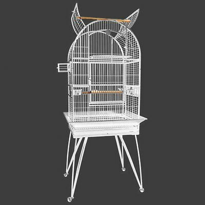 KINGS CAGES SLT4 2620 ARCH PARROT CAGE 26x20x72 bird toy toys cockatiel conure