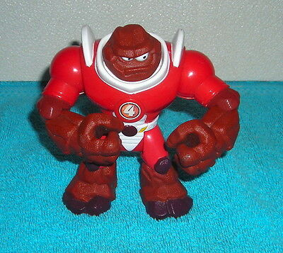 """Fisher Price Planet Heroes Mars Digger 4"""" Action Figure"""