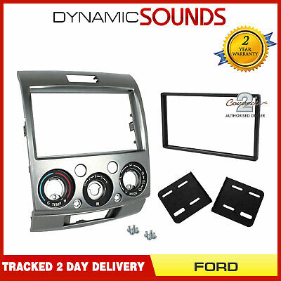 CT23FD14 Double Din Car Stereo Facia Fascia Panel Adaptor for FORD Ranger 07-12