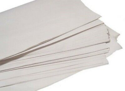 WHITE  WRAPPING PAPER -BUTCHER'S PAPER~ 510mm x 760mm~~35SHEETS FREE SHIPPING