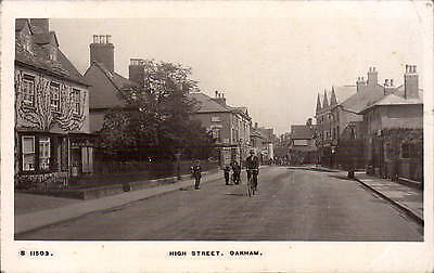 Oakham. High Street by WHS Kingsway # S 11503.