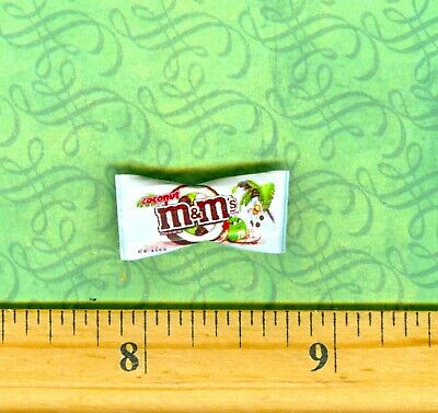 Dollhouse Miniatures Size Colorful Chocolate Candy Bag