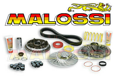 Kit over range MALOSSI YAMAHA T-Max 500 Tmax Variateur Torque Courroie 6114885