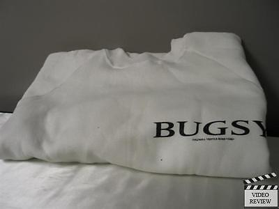 Bugsy (1991) white sweatshirt; One Size Fits Most;