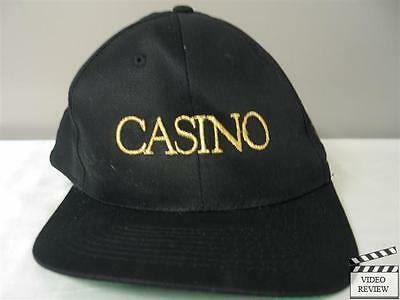 Casino movie cap hat NEW from our Video Store 1995