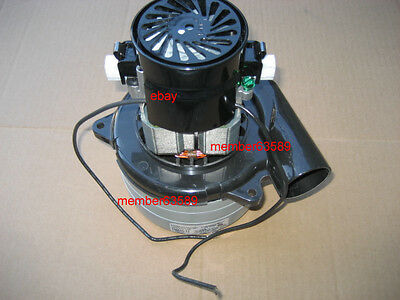 26102A  Vacuum Motor 3 Stage  24V 116515-13 130477 740225 44917A 605057