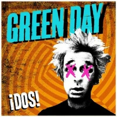Green Day - Dos!  Cd  13 Tracks Alternative Rock / Pop-Punk  Neuf