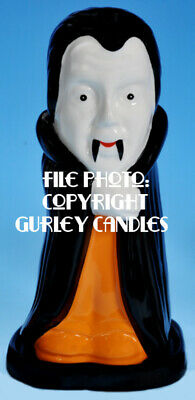 """Gurley """"Saf-T-Glo""""  Candle Lamp - Count Corpsuckle"""