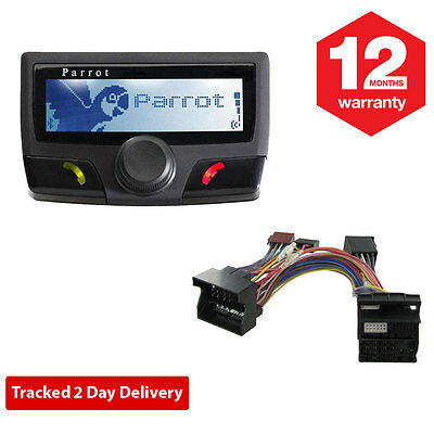 Ford Transit, Connect Parrot Bluetooth Handsfree Car Kit with SOT Lead