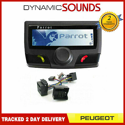Peugeot Partner Parrot Bluetooth Handsfree Car Kit with SOT Lead