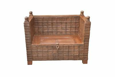Sofa - Item antique wood - India (GB)