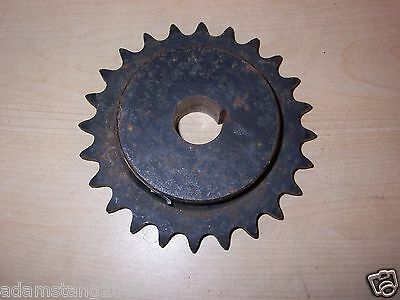 "New Martin 60Bs24 1-3/16 Sprocket #60 Chain 24 Tooth 1-3/16"" Bore"