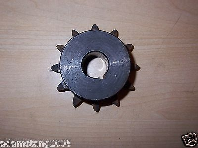 "Martin 60Bs12 7/8 Sprocket #60 Chain 12 Tooth 7/8"" Bore"