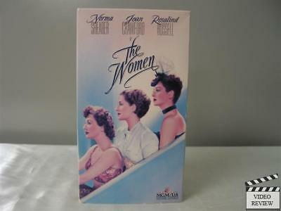 The Women (1939) VHS Norma Shearer, Joan Crawford, Rosalind Russell