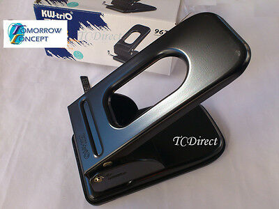 Kw TriO 9670 Heavy Duty 2 Two Hole Punch (70 pages capacity)
