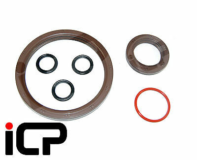 Genuine Block Seals & Crankshaft Oil Seals Fits Subaru Impreza Legacy Forester
