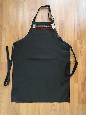 Adult Apron – Black Setesdahl design