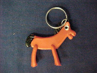Vintage 1985 Pokey Key Chain  New old Stock